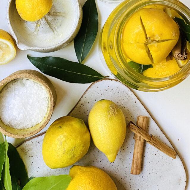 Zitrone eingelegt | Rezepte