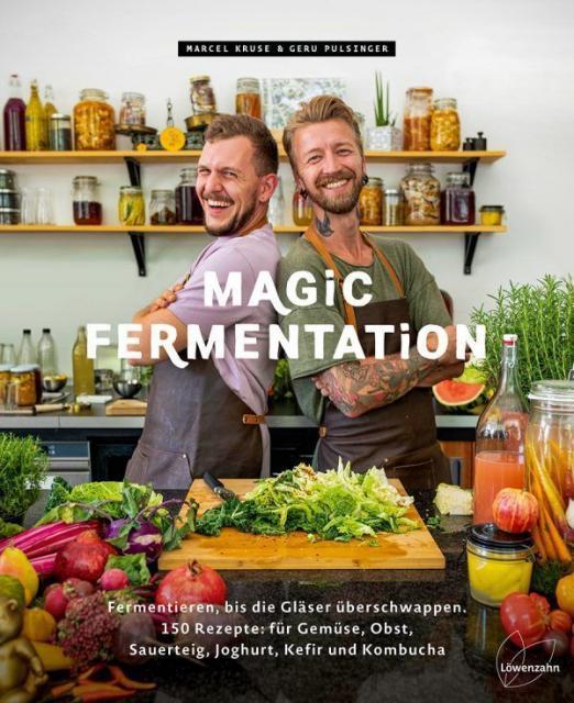 Druckfrisch: Magic Fermentation