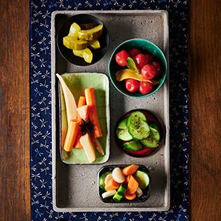 Kochbuch von Stevan Paul: Meine grüne japanische Küche