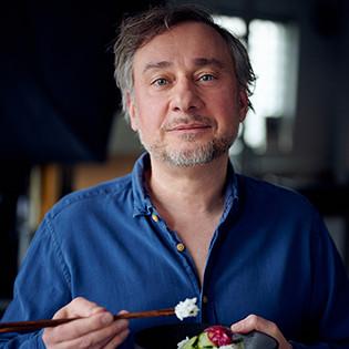 Kochbuchautor Stevan Paul (© Andrea Thode)