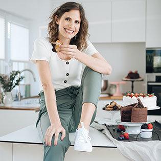 Kochbuchautorin Stina Spiegelberg (© Sven Cichowicz)