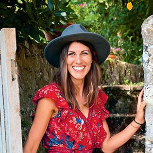 Kochbuchautorin Caleigh Megless-Schmidt (© Sandra Mahut)