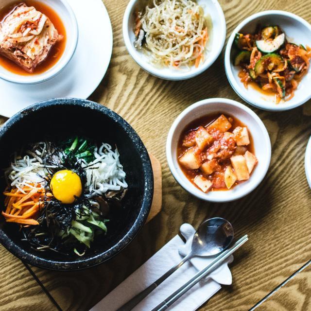 Korea   Rezepte